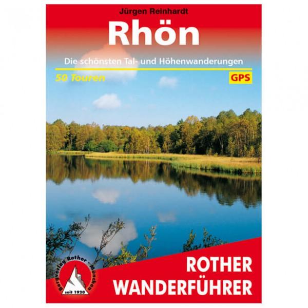 Bergverlag Rother - Rhön - Vandreguides