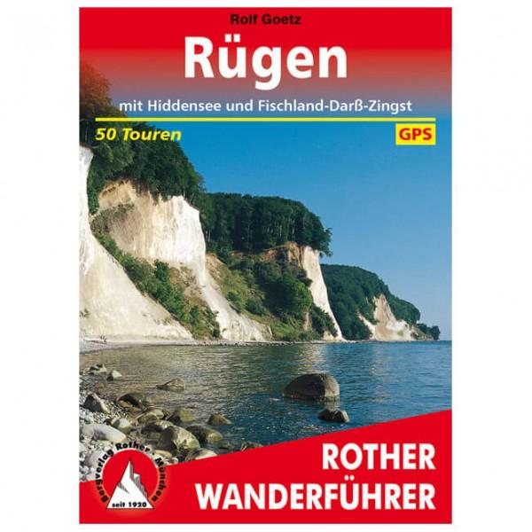 Bergverlag Rother - Rügen - Wanderführer