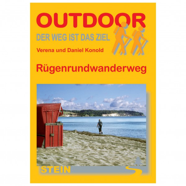 Conrad Stein Verlag - Rügenrundwanderweg - Wanderführer
