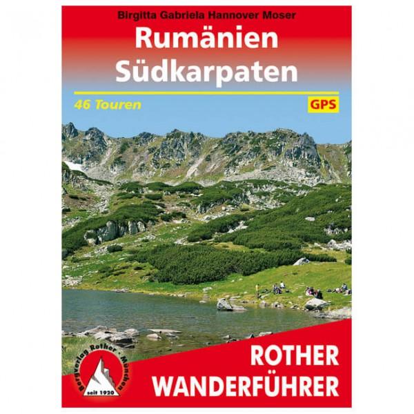 Bergverlag Rother - Rumänien - Südkarpaten - Vandringsguider