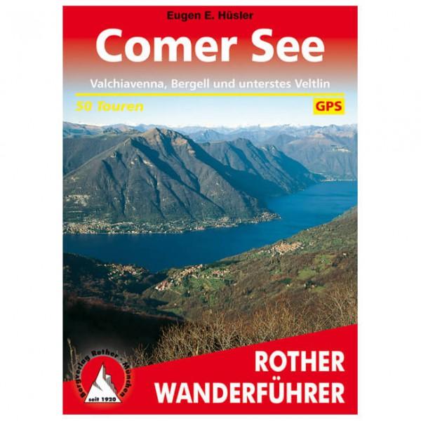 Bergverlag Rother - Rund um den Comer See - Wanderführer