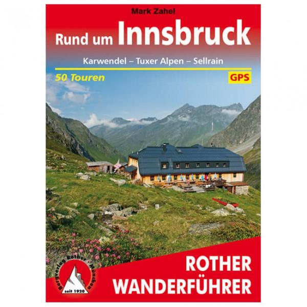 Bergverlag Rother - Rund um Innsbruck I - Vandringsguider
