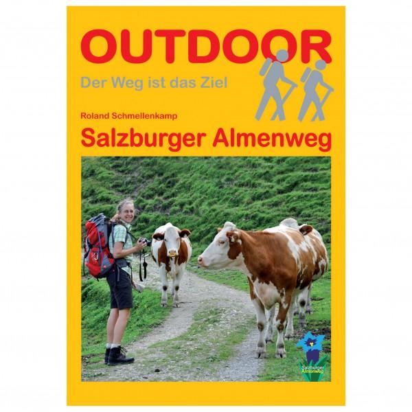 Conrad Stein Verlag - Salzburger Almenweg - Wanderführer