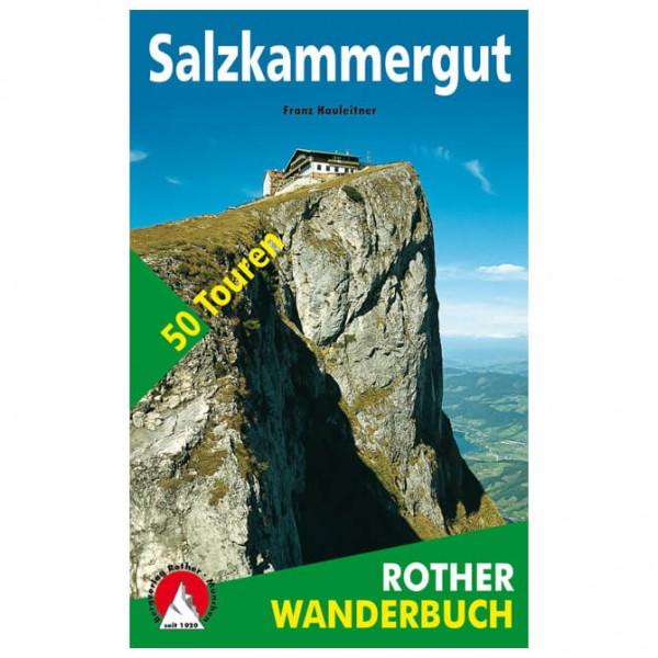 Bergverlag Rother - Salzkammergut - Wanderführer