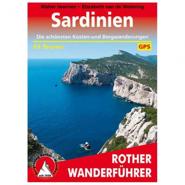 Bergverlag Rother - Sardinien - Wanderführer