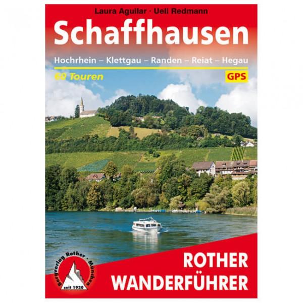 Bergverlag Rother - Schaffhausen - Wandelgidsen