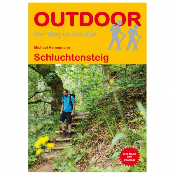 Conrad Stein Verlag - Schluchtensteig - Walking guide book
