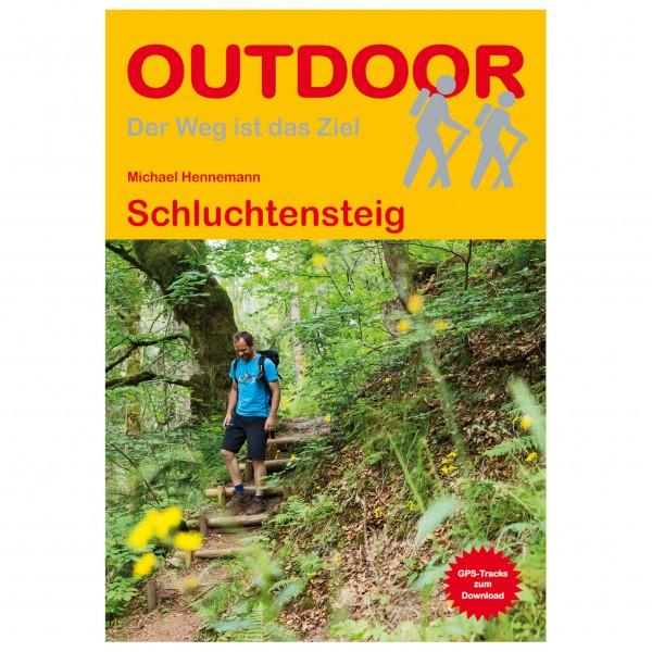 Conrad Stein Verlag - Schluchtensteig - Walking guide book