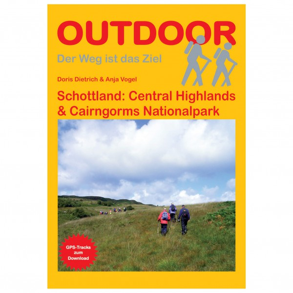 Conrad Stein Verlag - Highlands & Cairngorms National Park