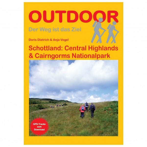 Conrad Stein Verlag - Highlands & Cairngorms National Park - Wanderführer