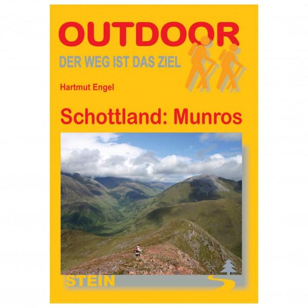 Conrad Stein Verlag - Schottland: Munros - Walking guide book
