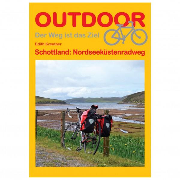 Conrad Stein Verlag - Schottland: Nordseeküstenradweg - Wanderführer