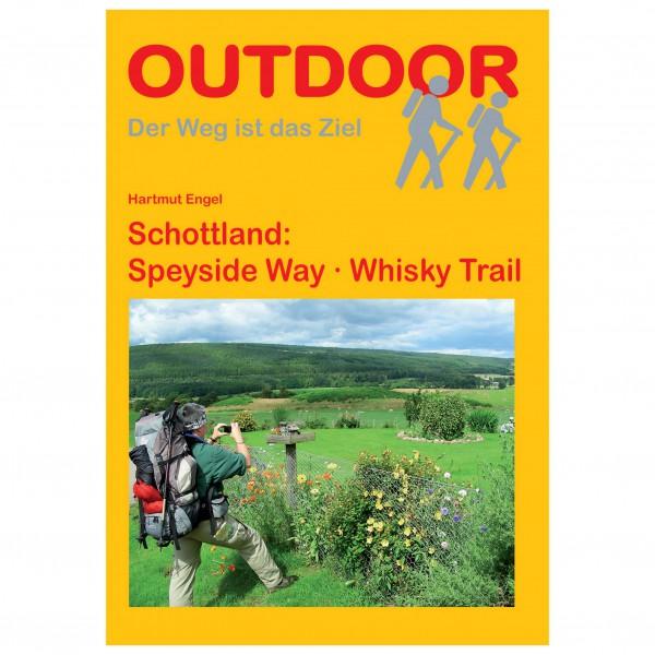 Conrad Stein Verlag - Schottland: Speyside Way Whisky Trail - Vaellusoppaat