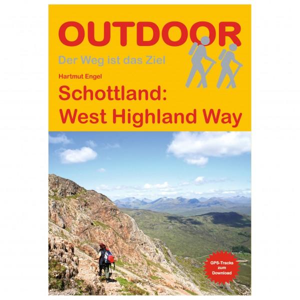 Conrad Stein Verlag - Schottland: West Highland Way - Wandelgidsen
