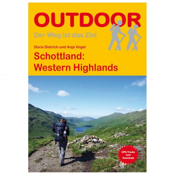 Conrad Stein Verlag - Schottland: Western Highlands - Wandelgidsen