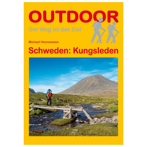 Conrad Stein Verlag - Schweden: Kungsleden - Wanderführer