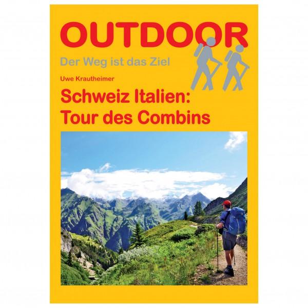 Conrad Stein Verlag - Schweiz Italien: Tour des Combins - Vandringsguider