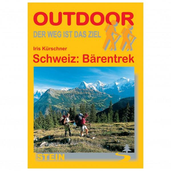 Conrad Stein Verlag - Schweiz: Bärentrek - Hiking guides