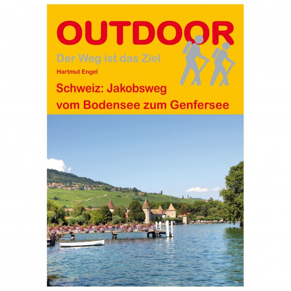 Conrad Stein Verlag - Jakobsweg Bodensee - Vaellusoppaat