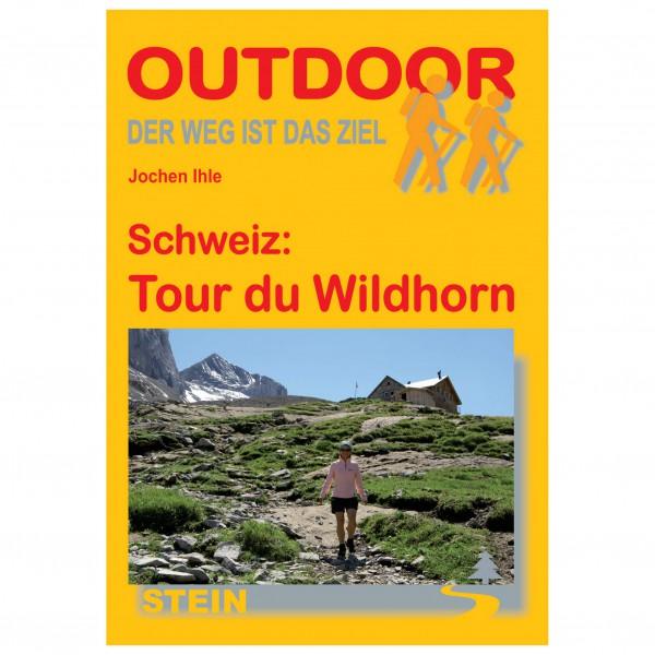 Conrad Stein Verlag - Schweiz: Tour du Wildhorn - Vandringsguider