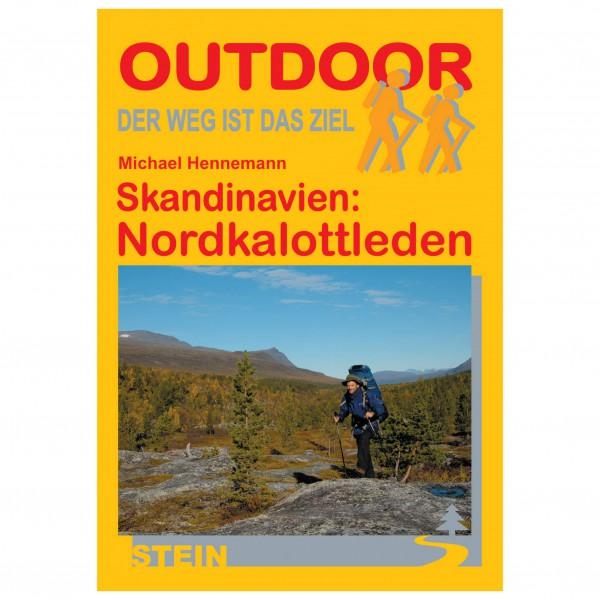 Conrad Stein Verlag - Skandinavien: Nordkalottleden - Walking guide book