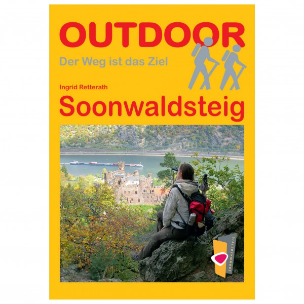Conrad Stein Verlag - Soonwaldsteig - Wanderführer