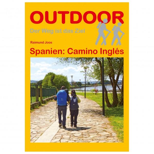 Conrad Stein Verlag - Spanien: Camino Inglés - Wandelgids