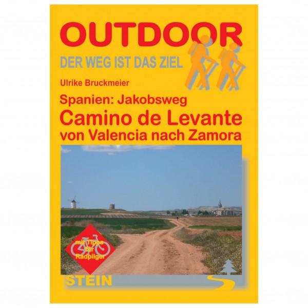 Conrad Stein Verlag - Spanien: Jakobsweg Camino de Levante - Vandringsguider
