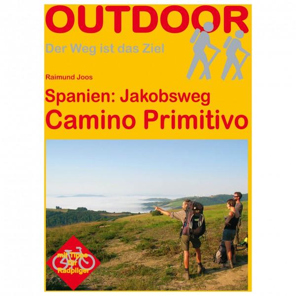 Conrad Stein Verlag - Spanien: Jakobsweg Camino Primitivo - Walking guide book