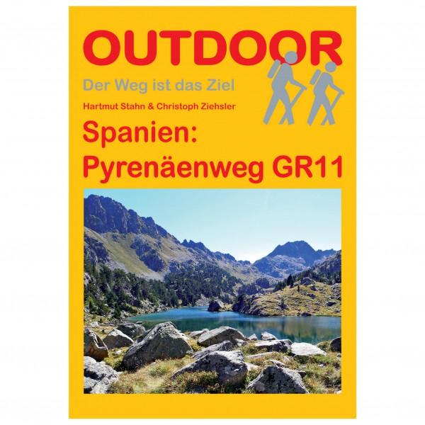 Conrad Stein Verlag - Spanien: Pyrenäenweg GR 11 - Vandreguides