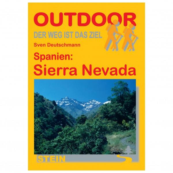 Conrad Stein Verlag - Spanien: Sierra Nevada - Wanderführer