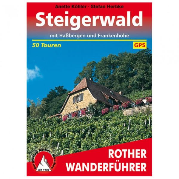 Bergverlag Rother - Steigerwald - Vandreguides