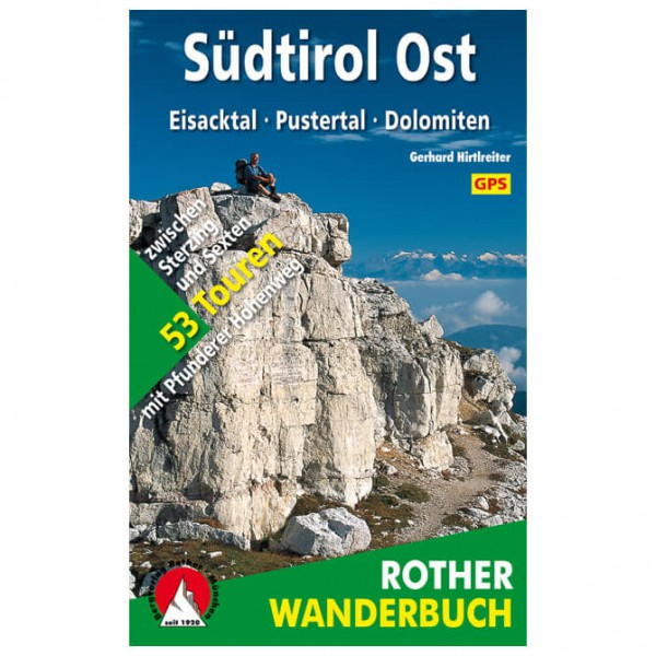 Bergverlag Rother - Südtirol Ost - Vandreguides