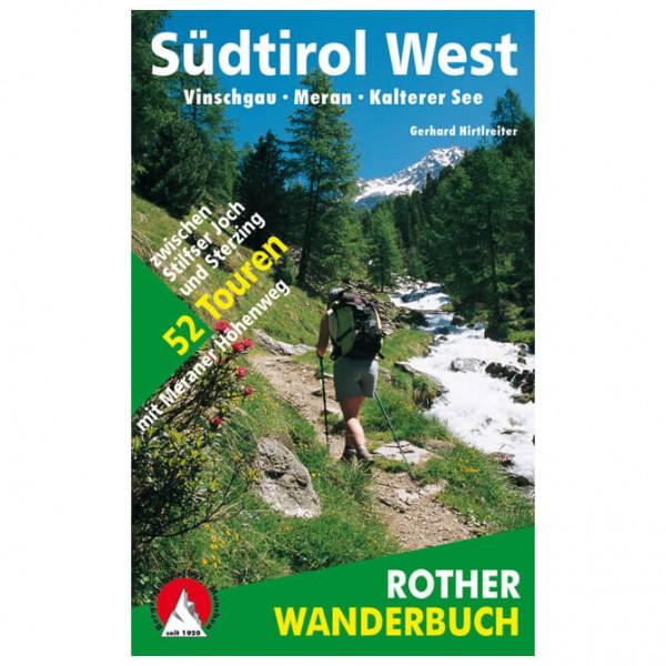 Bergverlag Rother - Südtirol West Vinschgau - Vandringsguider