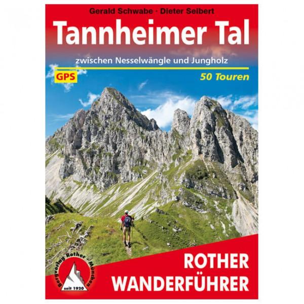 Bergverlag Rother - Tannheimer Tal - Guías de senderismo