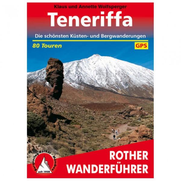 Bergverlag Rother - Teneriffa - Wanderführer