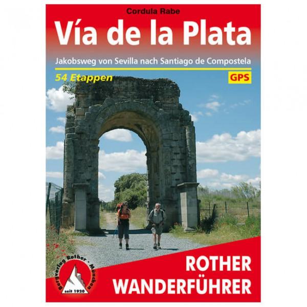 Bergverlag Rother - Vía de la Plata - Wanderführer