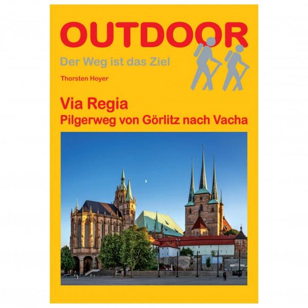 Conrad Stein Verlag - Via Regia - Walking guide book