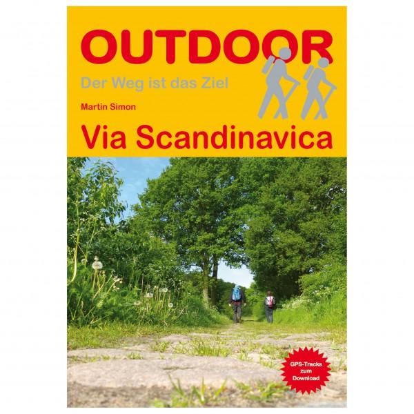 Conrad Stein Verlag - Via Scandinavica - Walking guide book