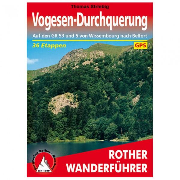 Bergverlag Rother - Vogesen-Durchquerung - Turguider