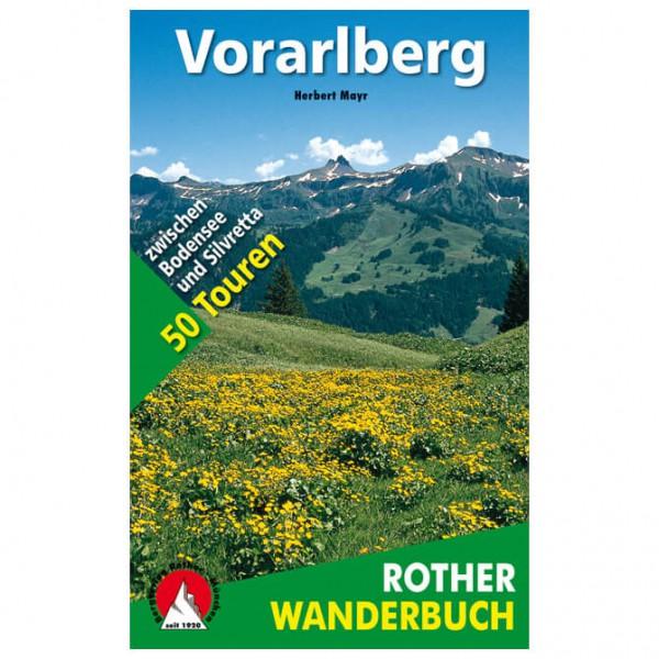 Bergverlag Rother - Vorarlberg - Wanderführer