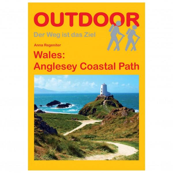 Conrad Stein Verlag - Wales: Anglesey Coastal Path - Walking guide book