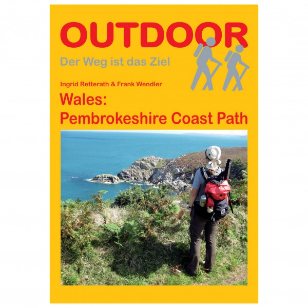Conrad Stein Verlag - Wales: Pembrokeshire Coast Path