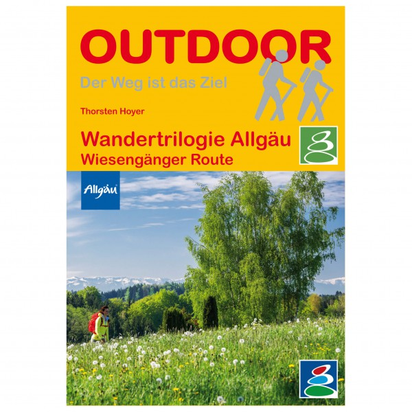 Conrad Stein Verlag - Wandertrilogie Allgäu