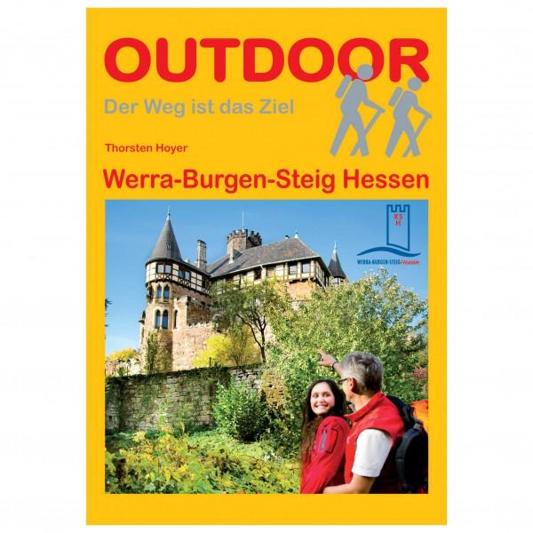 Conrad Stein Verlag - Werra-Burgen-Steig Hessen - Walking guide book