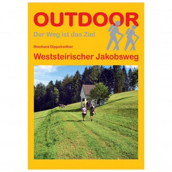 Conrad Stein Verlag - Weststeirischer Jakobsweg - Walking guide book