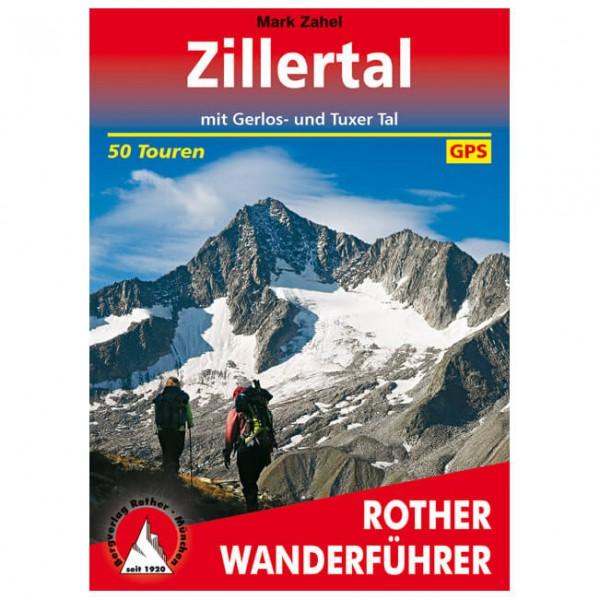 Bergverlag Rother - Zillertal - Wanderführer