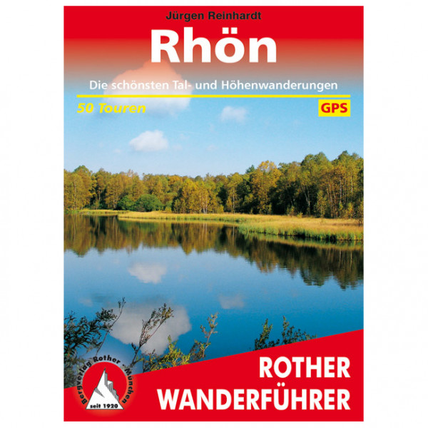 Rh ¶n - Walking guide book