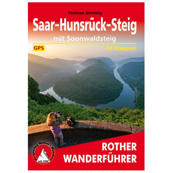Bergverlag Rother - Saar-Hunsrück-Steig - Vandreguides