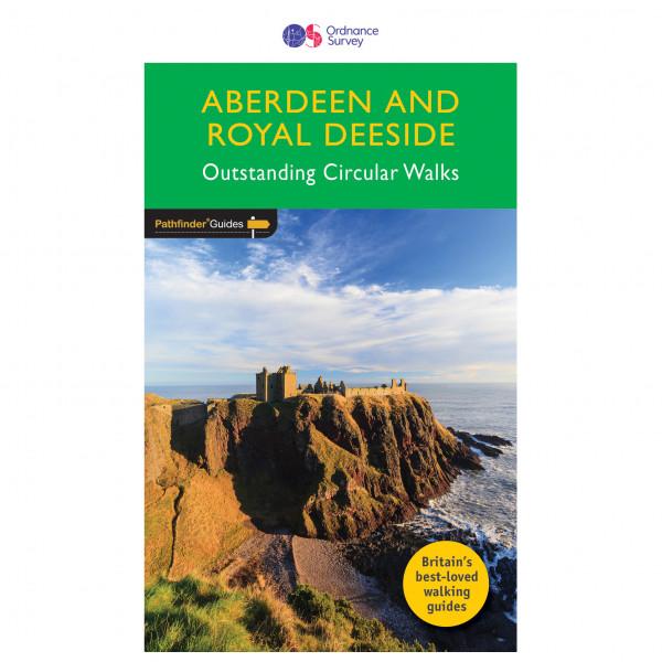 Ordnance Survey - Aberdeen / Royal Deeside Pathfinder - Vaellusoppaat